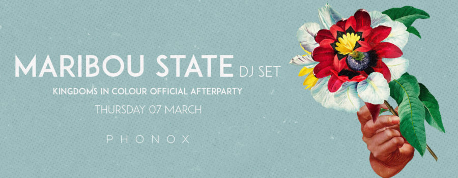 Maribou State Afterparty