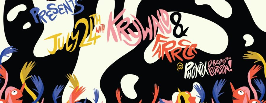 Don't Walk, Boogie! Presents Krywald & Farrer